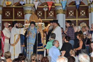 Βρεσθένης Θεόκλητος: «Δώρο της Παναγίας η απελευθέρωση των δύο Ελλήνων αξιωματικών»