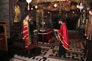 Η εορτή της Παναγίας της Τρικορφιώτισσας (ΦΩΤΟ)