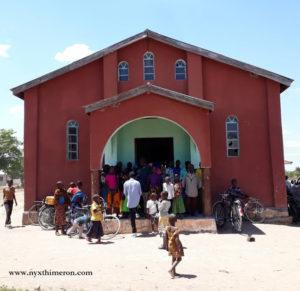 Δεκαπενταύγουστος στο Buseresere της Τανζανίας (ΒΙΝΤΕΟ)