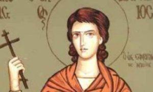 17 Αυγούστου: Μνήμη του Αγίου Νεομάρτυρος Δημητρίου