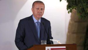 Ερντογάν για την Κύπρο: Ο «Αττίλας» απέτρεψε τη σφαγή Τούρκων από τους Ελληνοκύπριους