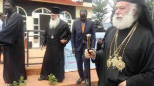 Ολοκληρώθηκε η ιεραποστολική πορεία αγάπης του Αλεξανδρείας Θεόδωρου (ΦΩΤΟ)