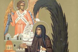 Θαύμα της Αγίας Ειρήνης της Χρυσοβαλάντου