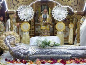 Ι.Μ. Καστορίας: Προεόρτια Αγρυπνία για την Κοίμηση της Υπεραγίας Θεοτόκου (ΒΙΝΤΕΟ & ΦΩΤΟ)