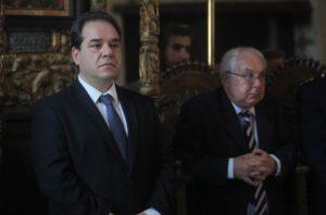 Αγιο Ορος: Ανέλαβε τα καθήκοντά του ο νέος πολιτικός διοικητής Κωνσταντίνος Δήμτσας (ΦΩΤΟ)