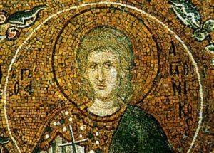 Αγιος Αγαθόνικος – Γιορτή σήμερα 22 Αυγούστου – Ποιοι γιορτάζουν