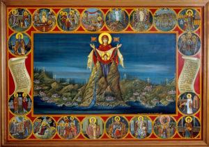 ΑΓΙΟΝ ΟΡΟΣ : Αγρυπνία σε όλα τα μοναστήρια απόψε για τα Εισόδια της Θεοτόκου