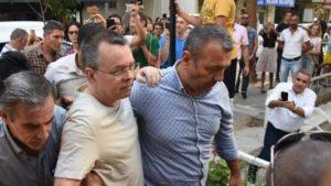 Τουρκία τώρα:  Απορρίφθηκε το αίτημα αποφυλάκισης του πάστορα Μπράνσον