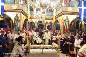 Ι.Μ. Λαγκαδά: Η εορτή της Κοιμήσεως της Θεοτόκου (ΦΩΤΟ)
