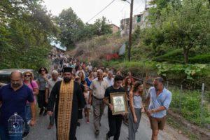 Οδοιπορικό της Παναγίας Μαρδακιώτισσας στη Μεσσηνία (ΦΩΤΟ)