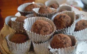 Αγιορείτικη συνταγή: Τρουφάκια αλάδωτα