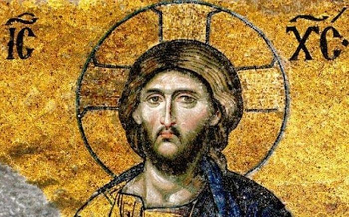 Αποτέλεσμα εικόνας για Μη λυπάσαι και μην πικραίνεσαι ο Χριστός είναι εδώ