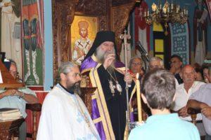 Σε κλίμα κατάνυξης εορτάστηκε η Κοίμηση της Θεοτόκου στη Μητρόπολη Λεμεσού (ΦΩΤΟ)