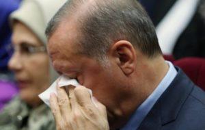 Το σχέδιο Ερντογάν απέτυχε – Η εποχή του φτάνει στο τέλος της