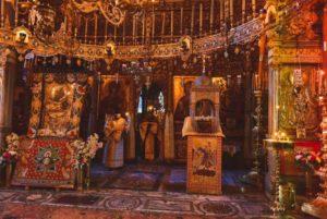 Αγιο Ορος: Λείψανα της Αγίας Μαρίνας στη Μονή Ιβήρων