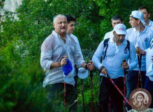 Αγιο Ορος: Στην κορυφή του Αθω για πρώτη φορά αρχηγός κράτους (ΒΙΝΤΕΟ & ΦΩΤΟ)