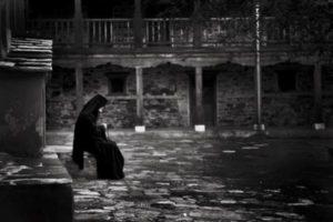 Η ζωή ενός Αγιορείτη μοναχού