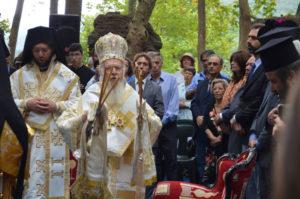 Στην Παναγία Φανερωμένη Κυζίκου ο Οικουμενικός Πατριάρχης