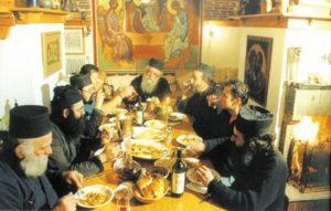 Αυτό είναι το μυστικό της νοστιμιάς των φαγητών στο Άγιον Όρος