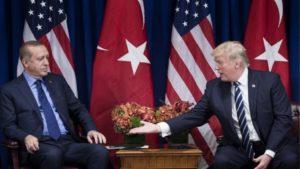 Ο Ερντογάν πέταξε στα σκουπίδια την επιστολή του Τραμπ