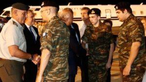 Οι γονείς των στρατιωτικών άναψαν κερί στην Παναγία Σουμελά και μετά έμαθαν τα ευχάριστα νέα