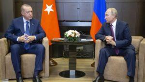 Πούτιν και Ερντογάν από Σότσι: Τι συμφώνησαν και τι σχεδιάζουν