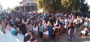 Το Αγρίνιο τίμησε το Νεομάρτυρα Αγιο ΙωάννηΒραχωρίτη (ΦΩΤΟ)