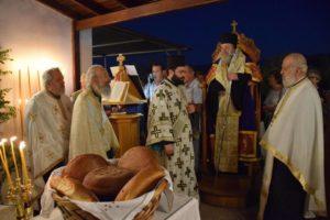 Εορτασμός της Παναγίας Μυρτιδιώτισσας στην Ι.Μ. Κυδωνίας (ΦΩΤΟ)
