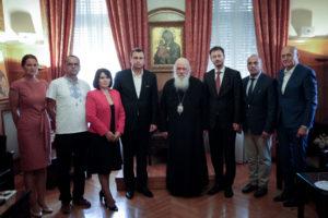 Αρχιεπίσκοπος: «Η Ευρώπη χωρίς Χριστιανισμό και αλληλεγγύη δεν πρόκειται να προκόψει»