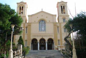 Ο Ρουβίκωνας έκανε την έφοδο στον Αγιο Νικόλαο
