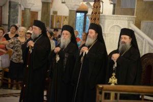 ΠΑΤΡΑ: Λαμπρός εορτασμός για την επανακομιδή της Τιμίας Κάρας του Αγίου Ανδρέα