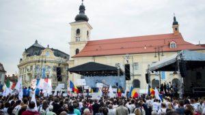 Χιλιάδες νέοι στη Διεθνή Συνάντηση Ορθόδοξης Νεολαίας στη Ρουμανία (ΒΙΝΤΕΟ & ΦΩΤΟ)