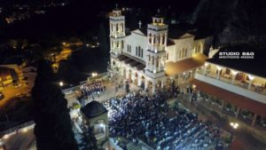 Συναυλία της χορωδίας της ΕΡΤ στην Ευαγγελίστρια Ναυπλίου (ΒΙΝΤΕΟ & ΦΩΤΟ)