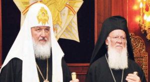 Ρωσία: Ο Πατριάρχης στην προχθεσινή Λειτουργία δε μνημόνευσε τον Βαρθολομαίο (ΒΙΝΤΕΟ)
