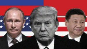 ΗΠΑ- Ρωσία σε σύγκρουση για τα όπλα στην Κίνα