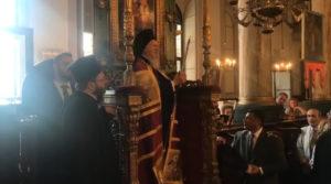 Τελεσίδικο! Ο Βαρθολομαίος εξηγεί γιατί θα δώσει την Αυτοκεφαλία στην Ουκρανία