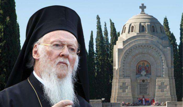 Πατριαρχικό Συλλείτουργο στη Θεσσαλονίκη – Το πρόγραμμα του Οικ.Πατριάρχη