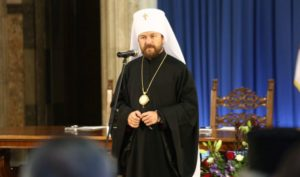 Να μην έχουν επικοινωνία με την αυτοκέφαλη Εκκλησία καλεί το Αγιο Ορος ο Ιλαρίωνας