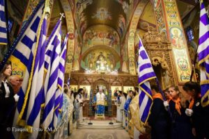 Ι.Μ. Λαγκαδά: Εορτασμός επετείου Μακεδονικού Αγώνα (ΦΩΤΟ)