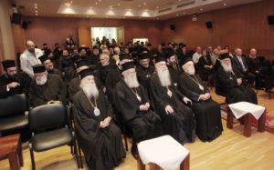 Ο Αρχιεπίσκοπος στην παρουσίαση βιβλίου του Μητροπολίτη Κορωνείας (ΒΙΝΤΕΟ)