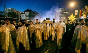 Στο Ιάσιο της Ρουμανίας λείψανο της Αγ.Αικατερίνης από την Κατερίνη (ΦΩΤΟ)