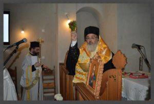 Θυρανοίξια Ι.Μ. Αγίου Δημητρίου από τον Νικοπόλεως Χρυσόστομο (ΦΩΤΟ)