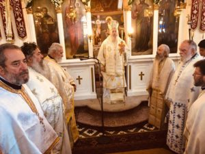 Εορτή του Αποστόλου Λουκά στα Χανιά (ΦΩΤΟ)