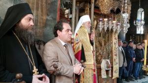 Ο Σέρβος Πατριάρχης στη Μονή Χιλανδαρίου (ΒΙΝΤΕΟ & ΦΩΤΟ)