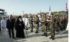 Μεσσηνία: Ο Αρχιεπίσκοπος στην Πύλο για την Επέτειο της Ναυμαχίας του Ναυαρίνου