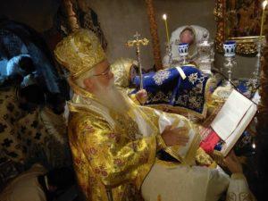Νέος Ιερομόναχος στην Ιερά Μονή Παναγίας Ανω Ξενιάς (ΦΩΤΟ)