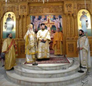 Νέος Διάκονος στη Μητρόπολη Δημητριάδος (ΦΩΤΟ)