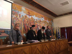 Ο Αρχιεπίσκοπος στην Ημερίδα για την προστασία των Εκκλησιαστικών Μνημείων (ΦΩΤΟ)