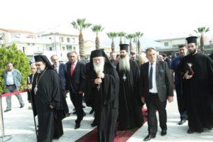 Στη Μεσσηνία ο Αρχιεπίσκοπος Ιερώνυμος (ΦΩΤΟ)
