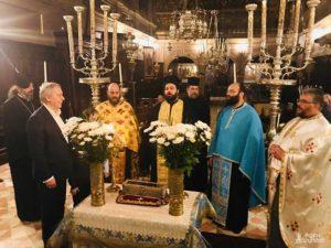 1,5 εκ. Ρώσοι προσκύνησαν το Λείψανο του Αγίου Σπυρίδωνος (ΦΩΤΟ)